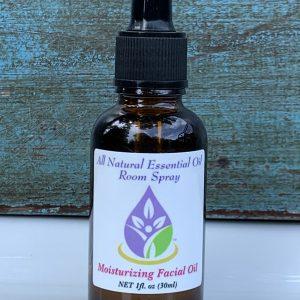 Moisturizing Facial Oil